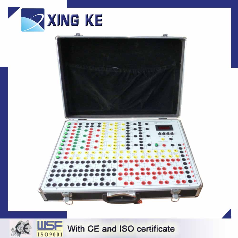Digital Logic Circuit Experimental Case/XK-ELC1006A/Training equipment/school lab kit