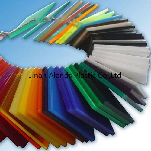 clear and color Acrylic Sheet