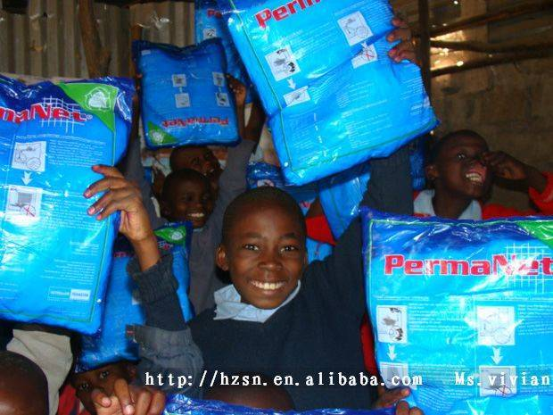 malaria/long lasting insecticide treated mosquito net/ LLIN