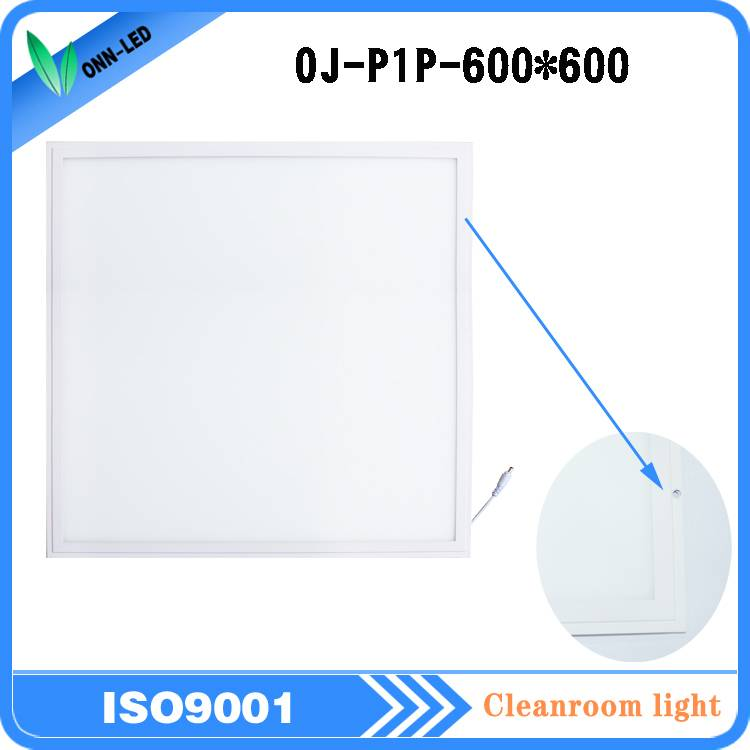 20w 40w square led panel light for cleanroom