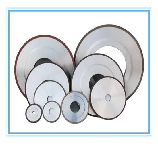 super abrasives resin bond diamond grinding wheel1A1