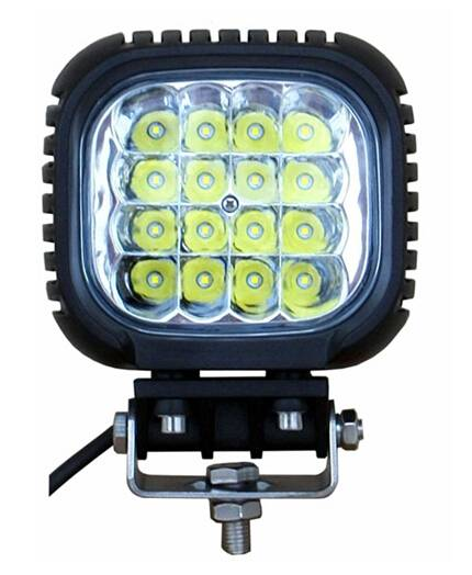 "4.5"" CREE 48W led work light, off road led driving lights, led work lamp 48W"