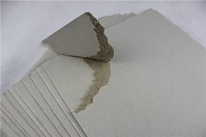 China supplier 300g-1300g grey hard stiff paper board/grey board/grey chipboard
