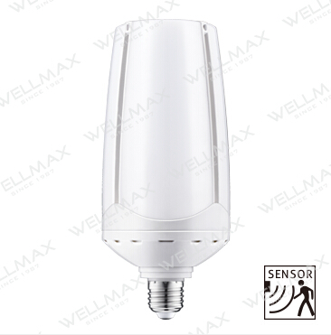WELLMAX Smart LED - Radar Induction Rocket LED Bulb