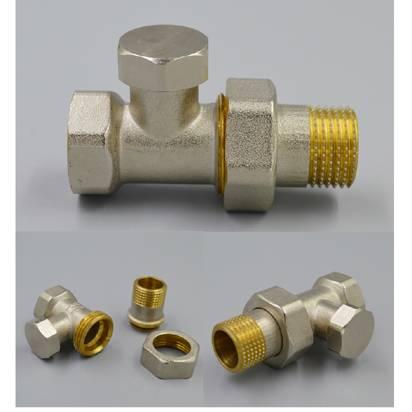 lockshield return radiator valve