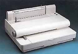 Velo Binding Machine Velobind: YL-30 Note Binding Machine- Electirc Punching & Electric binding, YL-