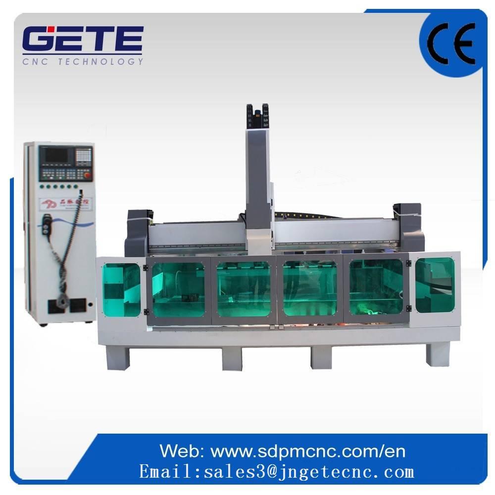 GT-2513 quartz ambry mesa processing cnc router