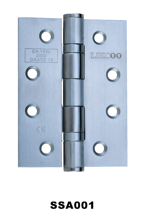 UL,CE Fire Rated 304/316 stainless steel/SS ball bearing/butt door hinge
