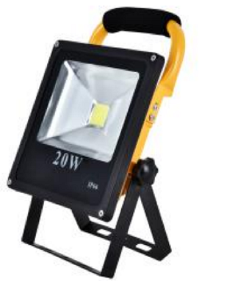 LED Emergency Flood Light