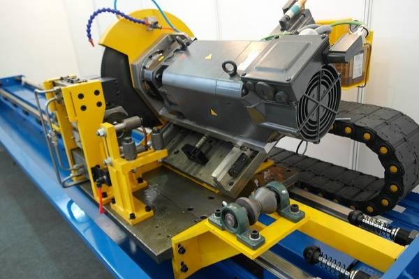 60 cold pipe cutting machine