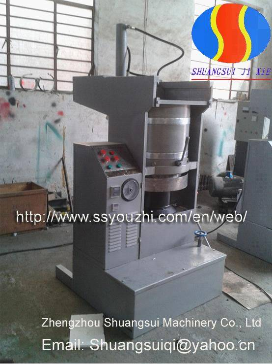 Hydraulic Olive Oil Milling Machinery