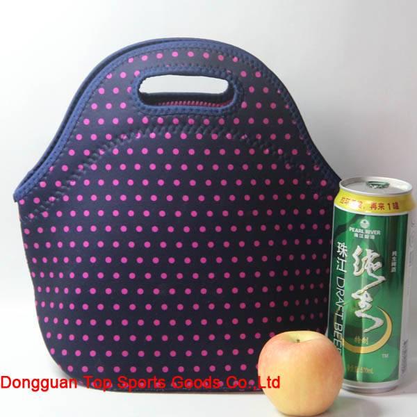 lunch bag, picnic bag