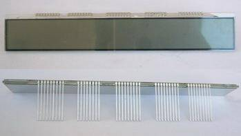 LCD for Air Conditioner Benz W210
