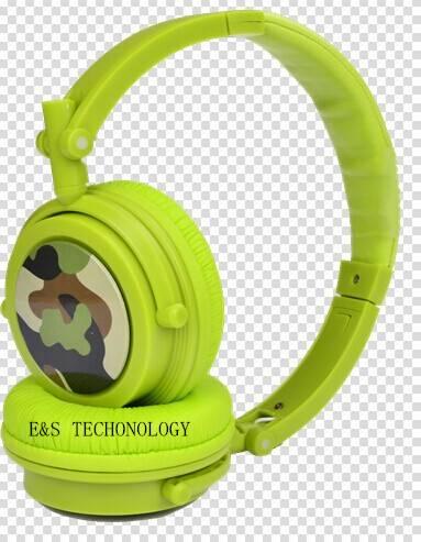 High quality headphone fashion headphone 2015 hot newest style on-ear headphone