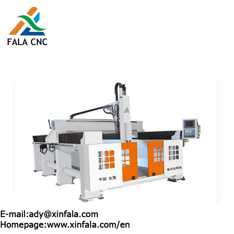 XFL-1325mp Plasma Engraving Machine for Metal
