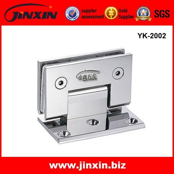 high quality JINXIN stainless steel glass hinge