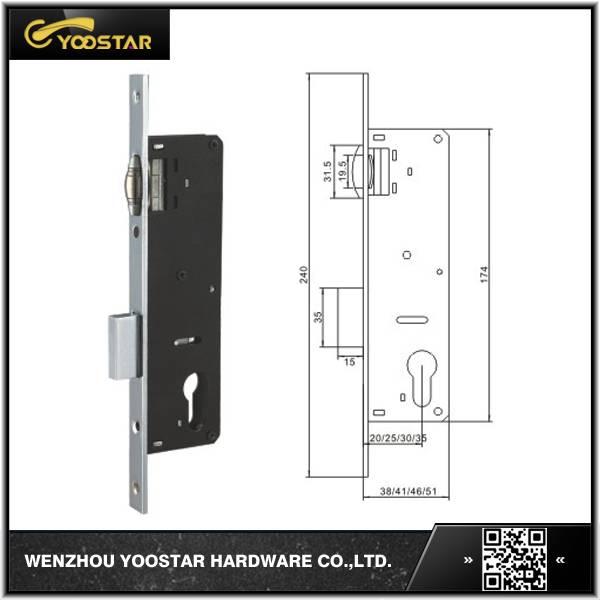 China 8525mm lock body