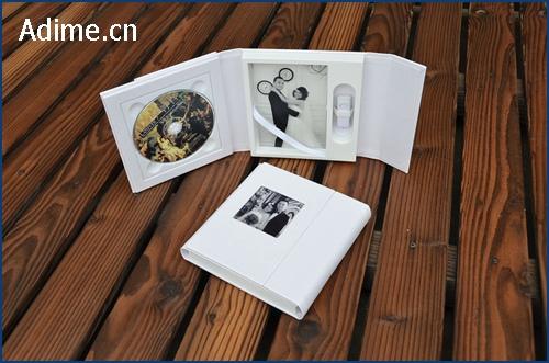 Wedding CD DVD USB Photo Case Box