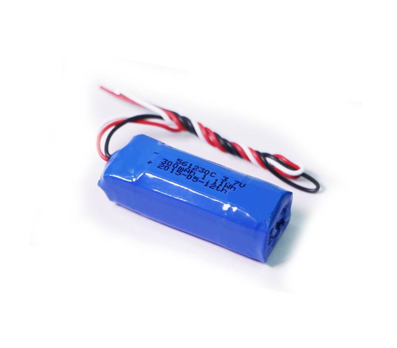 High rate lithium polymer battery 561230  3.7V 300mAh