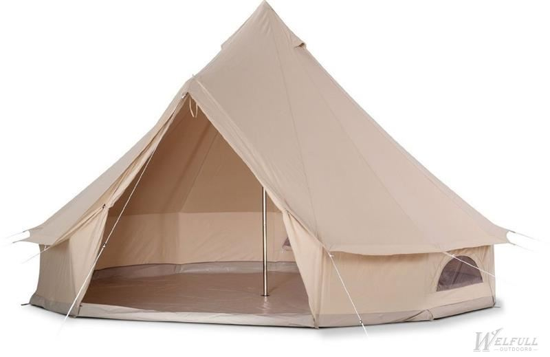 Bell tent Over Size Stronge Canvas Material