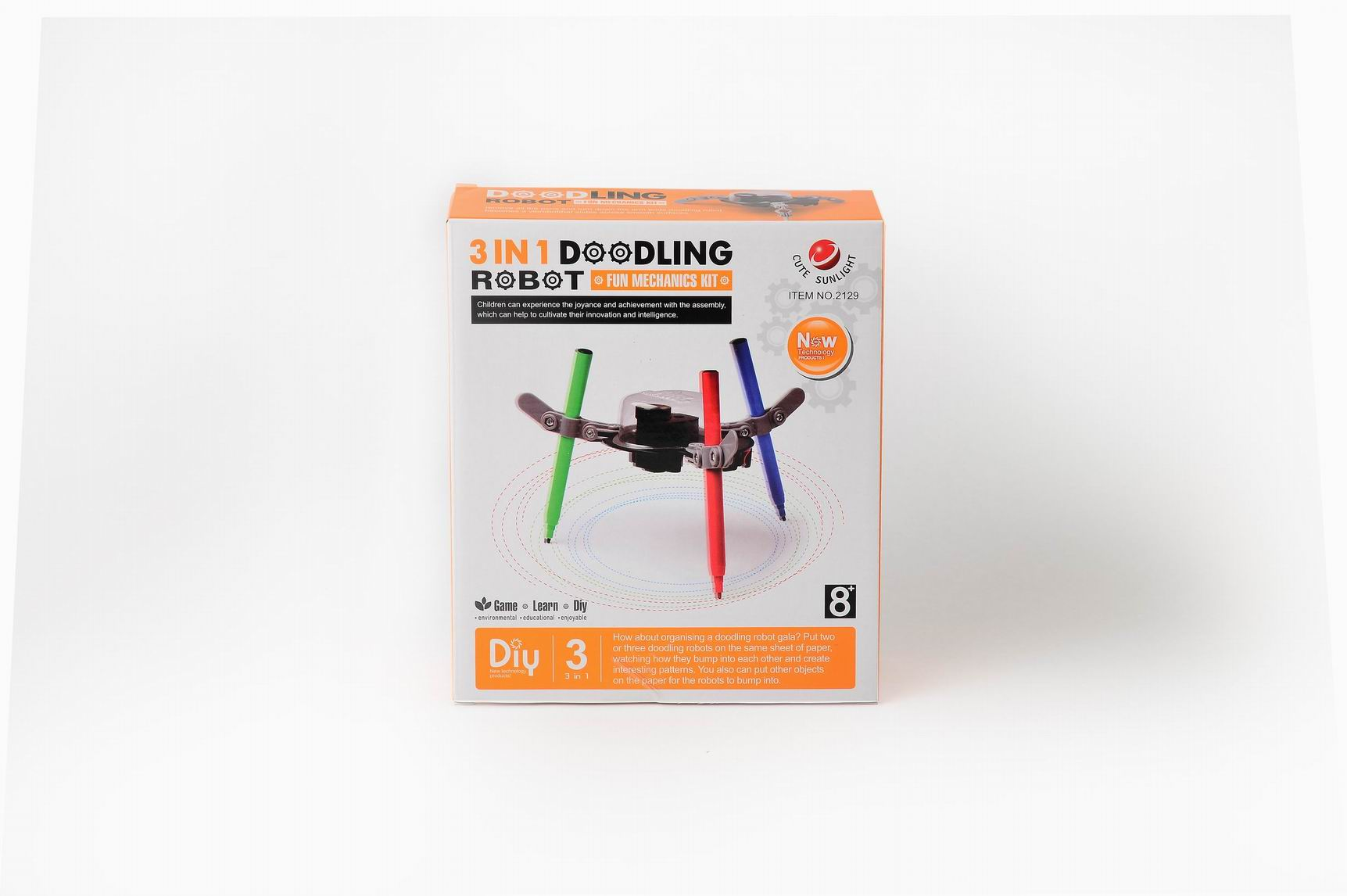 3 in 1 Doodling Robot