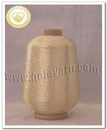 MH-type metallic yarn
