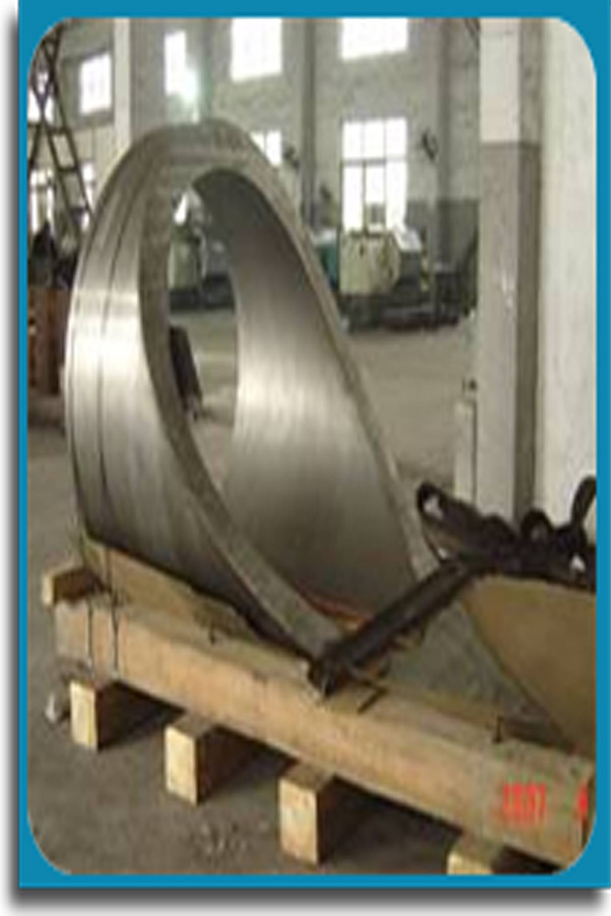 Forged Pressure Vessel Pipe