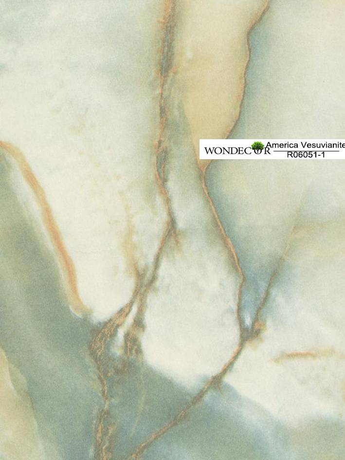 Impregnated laminate Marble Melamine Decorative Paper