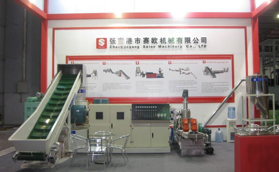 waste plastic recycling machine/pelletizing line,granulator