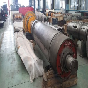 Winding Mandrel Use for Winding Strip Iron Slabs from Continuous Casting Machine