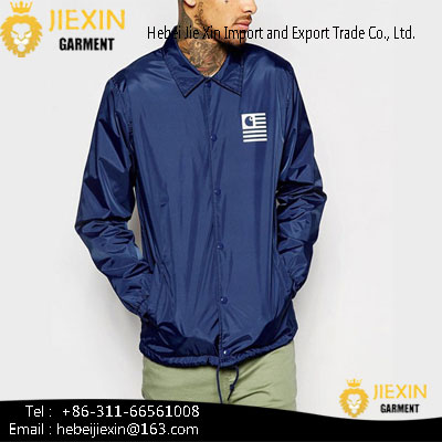 Fashion Design China Mens Waterproof Jacket