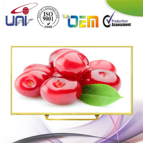 Hot Sell for 2D Android Wifi E-led TV