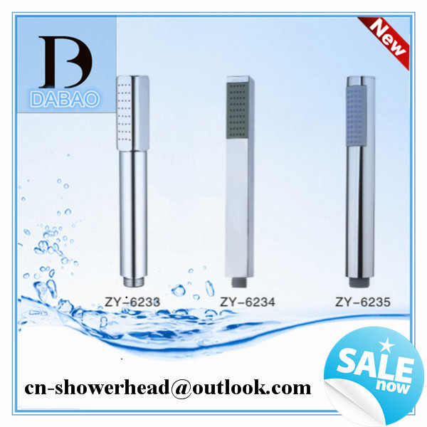 Long Life High Quality Brass Hand Shower Head and Mini Brass Shower Head