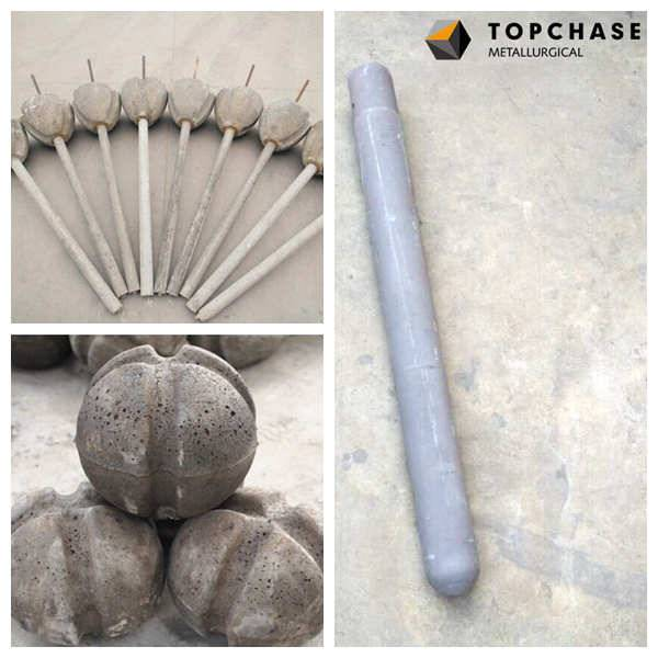 Topchase Slag Stopper, Stopper Ball, Cone Stopping Plug