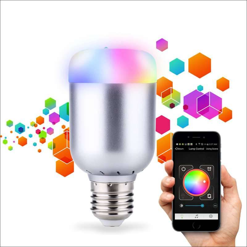 Bluetooth Color change Smart LED Bulb