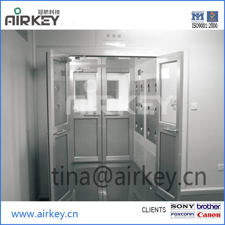 Air shower for clean room ISO certified 20 years Chinese factory
