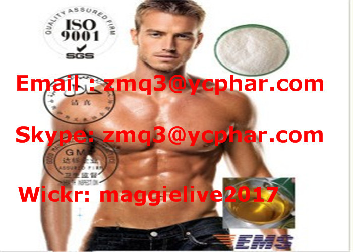 Bodybuilding Androgenic Steroid Powder Mibolerone Acetate CAS 3704-09-4