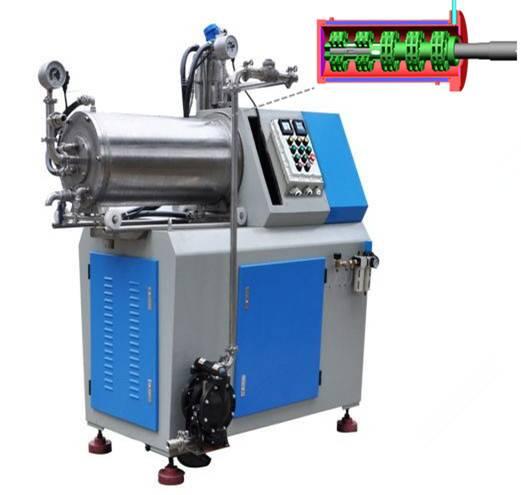 Turbine Horizontal Nano-level grinding mill