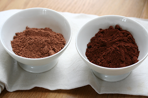 Cocoa Butter, Cocoa Powder, Cocoa Products, Unsalted butter