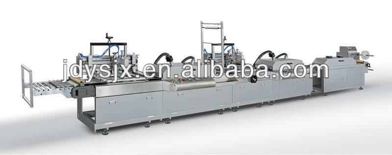 JD-3032 Fully Automatic Two-colors Stainless Steel Silk Screen Trademark Printing Machine
