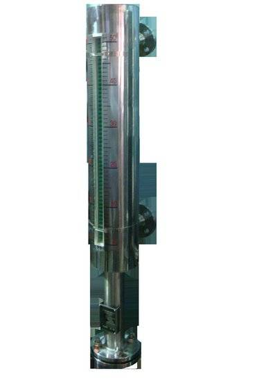 Anti-frost Magnetic Float Level Gauge