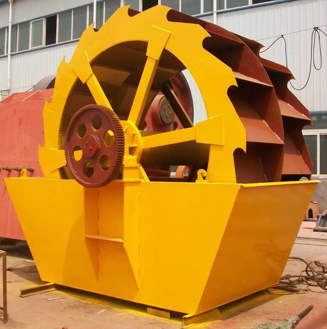 sand washing machine for sale in China