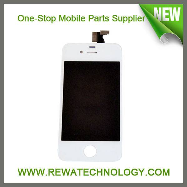 For iPhone 4S LCD Display and Touch Screen Digitizer Assembly