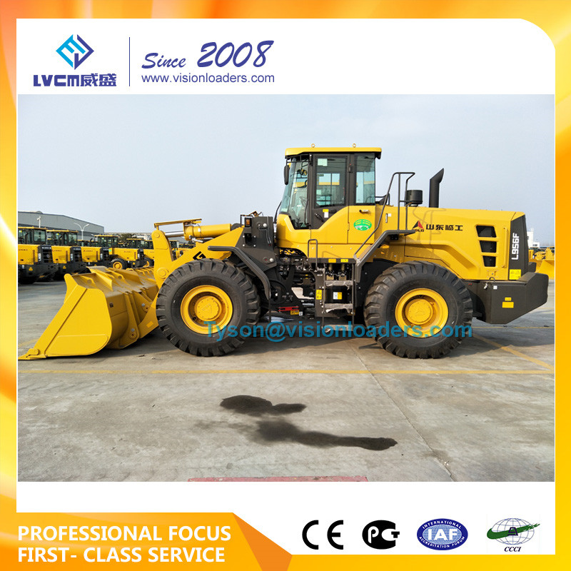 L956F SDLG WHEEL LOADER