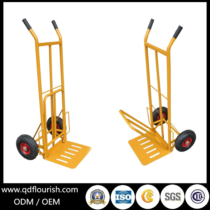 Ht1827 Storage Tool Cart Wheel Barrow Hand Trolley HAND TRUCK