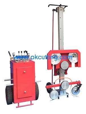 SQ-90AM hydraulic wire saw
