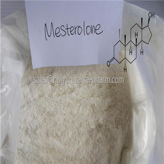 Mesterolone Proviron,Muscle building steroid raw ,Cas1424-00-6