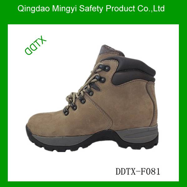China manufacturer competitive price oil resistant safety shoes