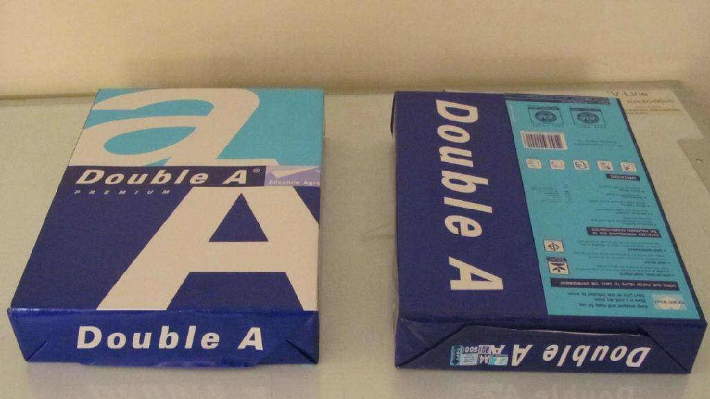 Original Double A A4 80 GSM Copy Paper