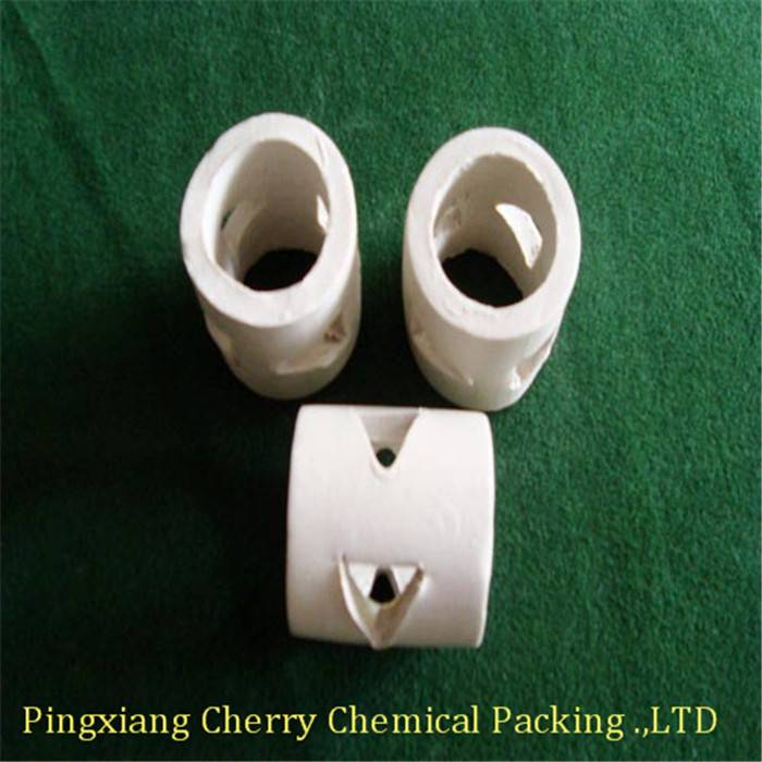 Ceramic washing ring